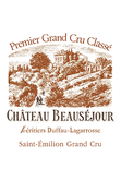 Château Beauséjour (Duffau-Lagarrosse) premier grand cru classé Image