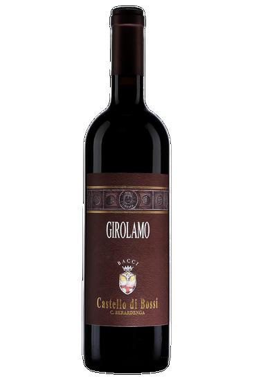 Girolamo Castello di Bossi Toscana Rosso igt