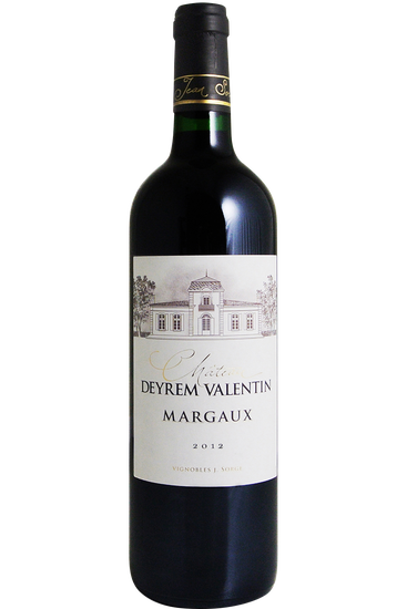Château Deyrem Valentin Margaux