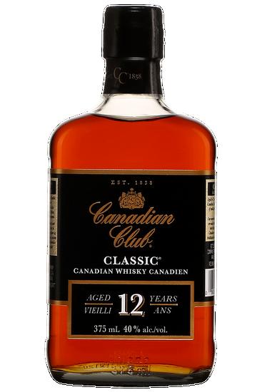 Canadian Club Classic 12 ans