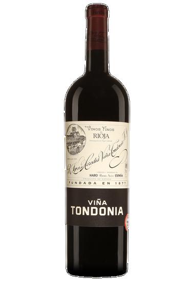 R. Lopez de Heredia Vina Tondonia Rioja Reserva