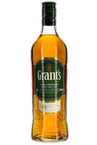 Grant's Sherry Cask Highlands Scotch Single Malt