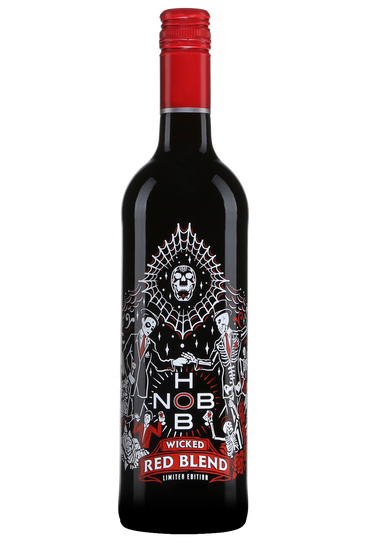 Hob Nob Wicked Red Blend Limited Edition