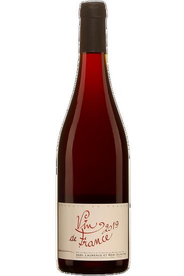 Laurence et Rémi Dufaitre Vin de France Nouveau