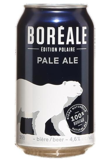 Boréale Pale Ale Édition Polaire