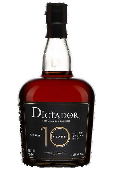 Dictador 10 ans