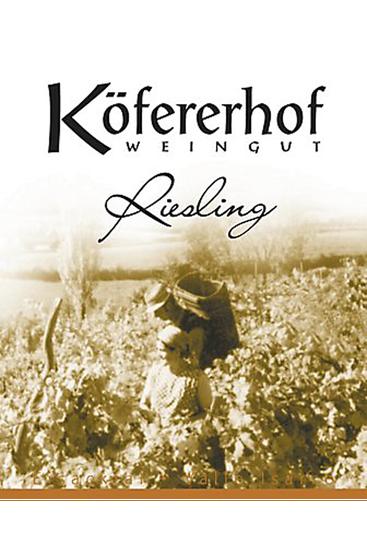 Kofererhof Riesling Sudtirol Brixner Eisacktaler