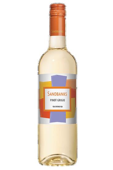 Sandbanks Estate Winery Pinot Grigio