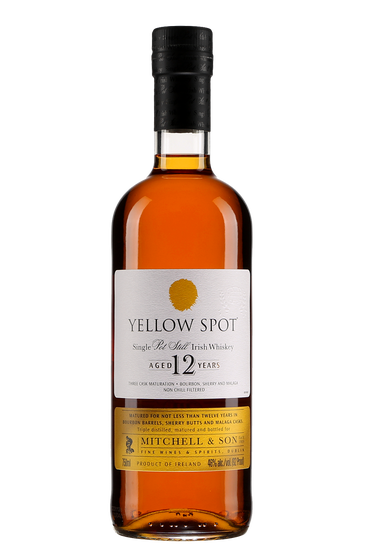 Yellow Spot 12 ans