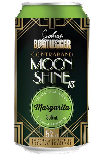 Johny Bootlegger Moon Shine 13 Margarita