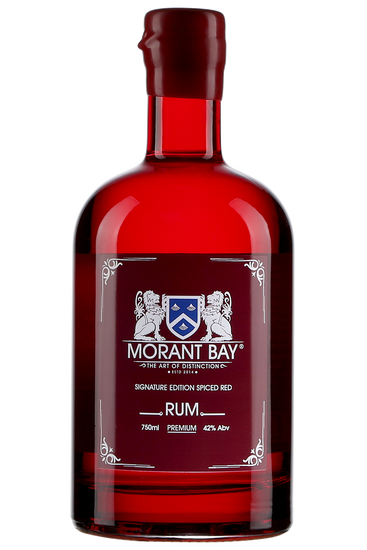 Morant Bay Signature Edition Spiced Red Rum