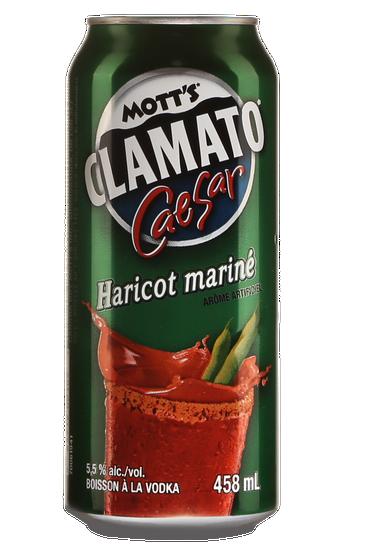 Mott's Clamato Caesar Haricot Mariné