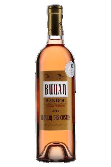 Moulin des Costes Domaine Bunan Bandol rosé