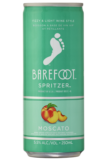 Barefoot Spritzer Moscato