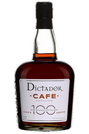 Dictador 100 Months Aged Rum Café
