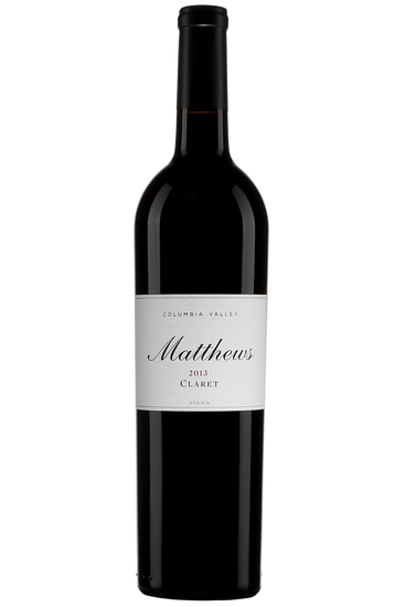Matthews Winery Claret