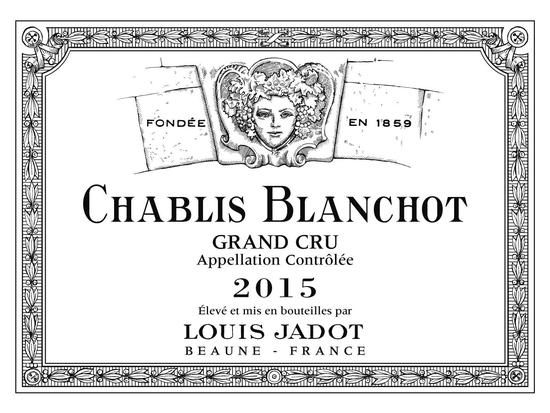 Louis Jadot, Chablis Grand Cru Blanchot