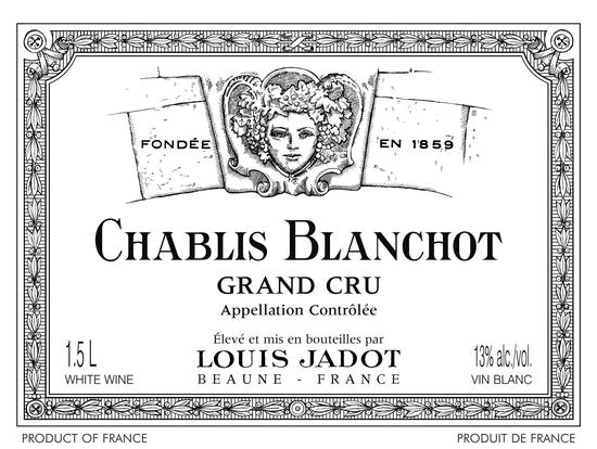 Louis Jadot Chablis Grand Cru Blanchot