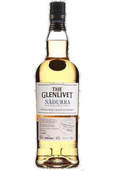 The Glenlivet Nadurra Peated Scotch Whisky
