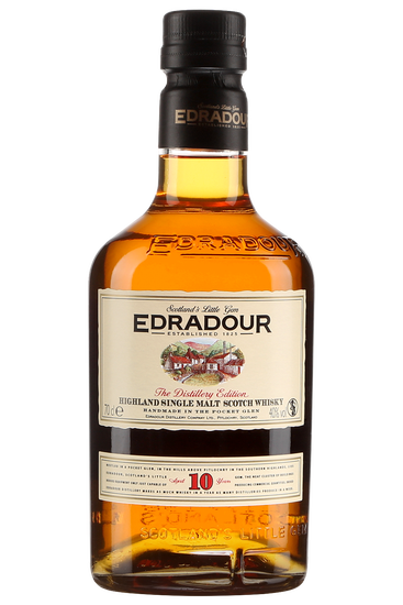 Edradour10 Ans Scotch Single Malt