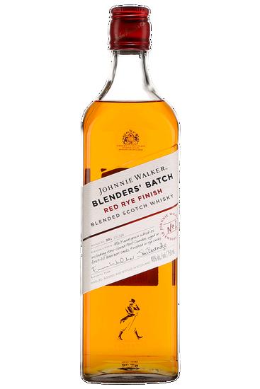 Johnnie Walker Blenders Batch Red Rye Finished