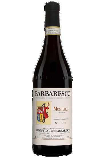 Produttori Del Barbaresco Montefico Riserva