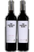 The Chocolate Block Duo Millésimes 2013 et 2015 (2x750 ml) Image
