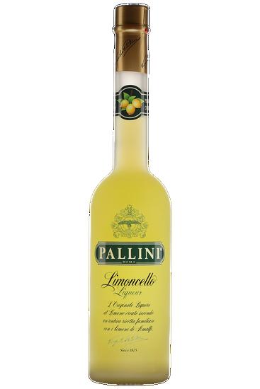 Pallini Limoncello Coffret ( 1x500 ml + 2 verres)