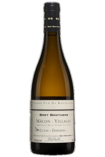 Bret Brothers Mâcon-Villages Cuvée Éphémère