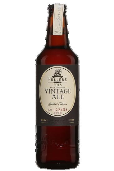 Fuller's Vintage Ale bière forte