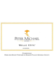 Peter Michael Chardonnay Belle Côte Knights Valley Image