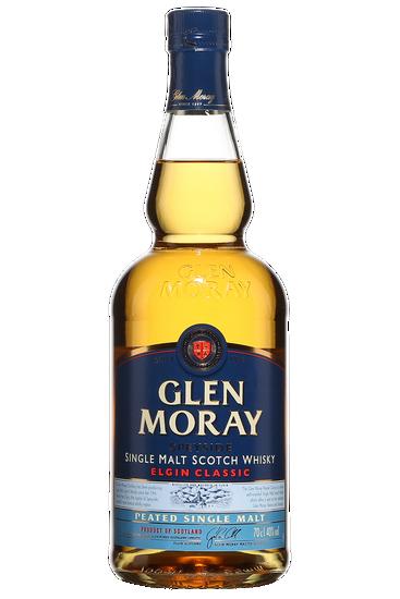 Glen Moray Classic Peated Single Malt