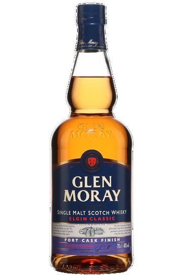 Glen Moray Elgin Classic Port Cask Finish Single Malt