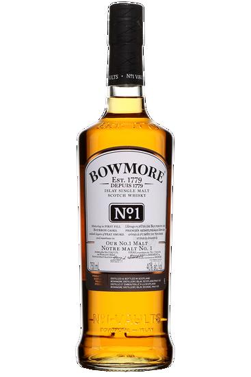 Bowmore No 1 Islay Single Malt Scotch Whisky