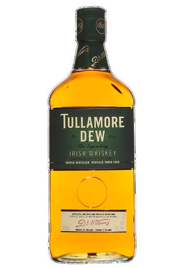 Tullamore D.E.W Whiskey Irlandais Distillé Trois Fois
