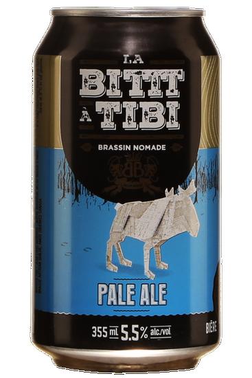 La Bittt à Tibi Brassin Nomade Pale Ale