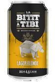 La Bittt à Tibi Brassin Nomade Lager Blonde Image
