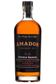 Amador Double Barrel Bourbon Image