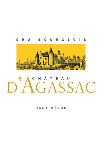 Château d'Agassac Haut-Médoc Cru Bourgeois
