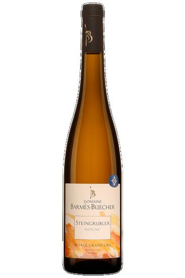 Domaine Barmes Buecher Riesling Alsace grand cru Steingrübler