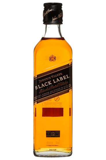 Johnnie Walker Black Label 12 Blended