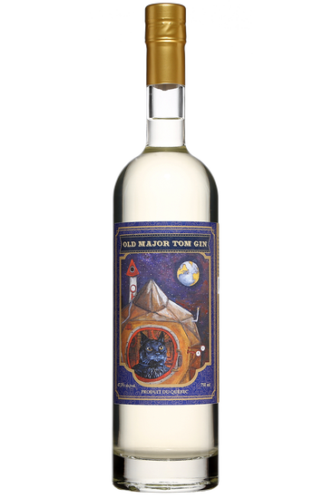 Absintherie des Cantons Old Major Tom Gin