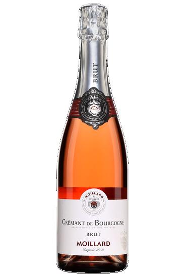 Moillard Cremant de Bourgogne Rose