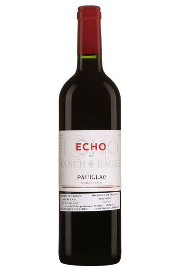 Echo De Lynch-Bages Pauillac