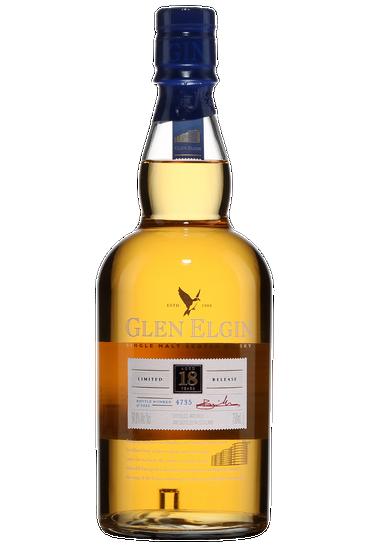 Glen Elgin 18 ans Single Malt Scotch Whisky