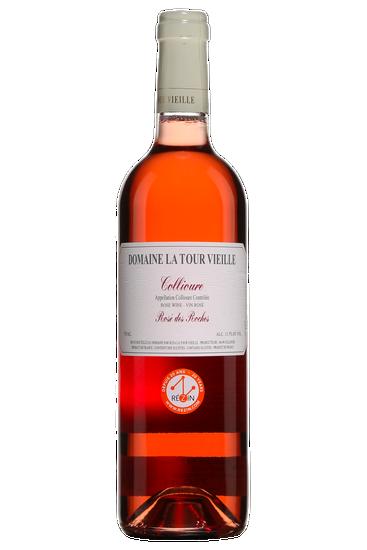 Domaine La Tour Vieille Collioure Rosé des Roches