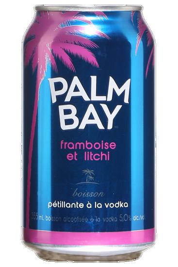 Palm Bay Framboise et litchi