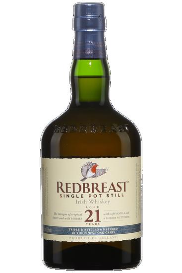 Irish Distillers Redbreast 21 ans
