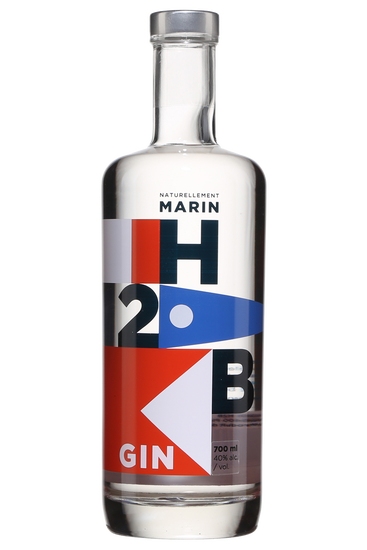 Distillerie du Golfe Gin H2B