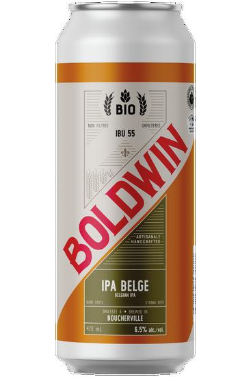 Boldwin IPA Belge Biologique